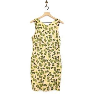 Anthropologie Maria Bonita Extra Open Back Dress
